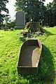 Mort Safe as Cadder Parish Church - geograph.org.uk - 1014281.jpg