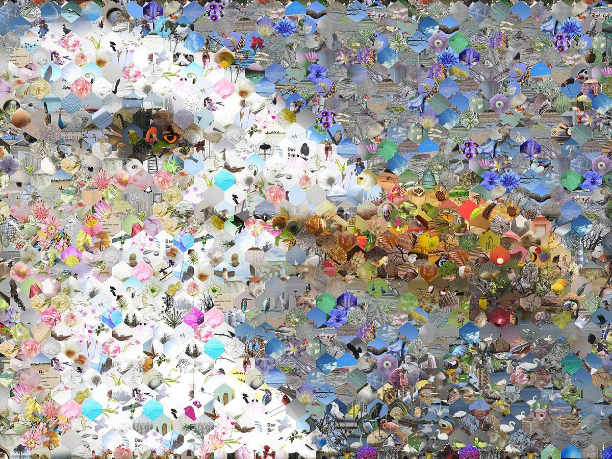 Photographic Mosaic Wikipedia