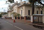 Moskova, Denezhny 16 Gabon.jpg büyükelçiliği