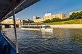 Moscow, Rostovskaya Embankment, river boats (253).jpg