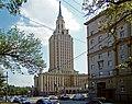 Moscow. Leningradskaya Hotel.jpg