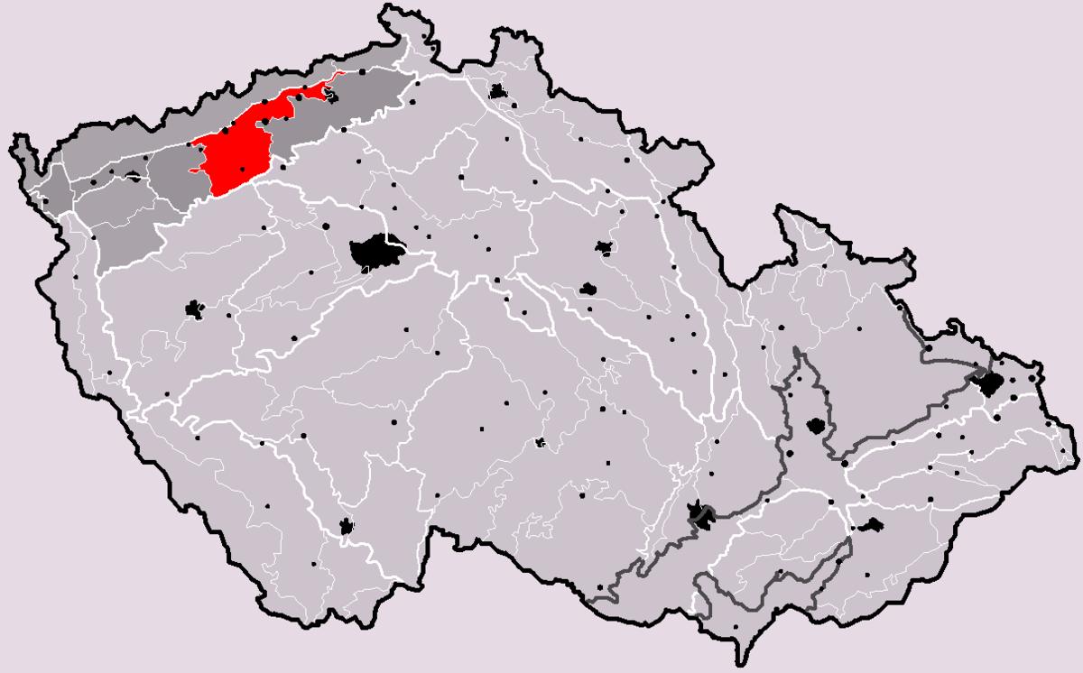 Nordböhmisches Becken – Wikipedia