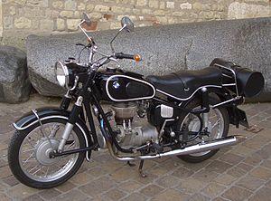 BMW R27 - 1960 BMW R26