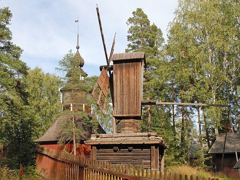 File:Moulin à vent, musée de Seurasaari (Helsinki) (2758563319).jpg
