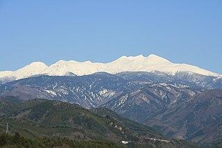 Mount Norikura