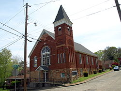 Mount Zion Baptist Church Anniston April 2014.jpg
