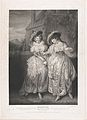 Mrs. Ford and Mrs Page (Shakespeare, Merry Wives of Windsor, Act 2, Scene 1) MET DP859583.jpg