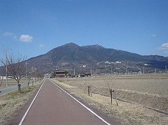 Tsukuba, Ibaraki - Mount Tsukuba