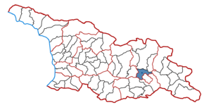Mtskheta Municipality - Mtskheta District