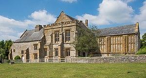 Muchelney Abbey - Abbot's House at Muchelney Abbey