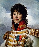 Portrait of Marshal Joachim Murat