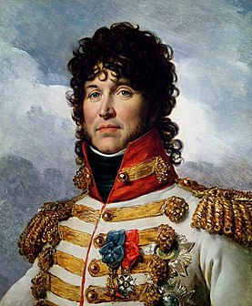 Joachim Murat Grand Duke of Berg and Cleves, The King of Naples