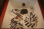 Musée Normandie haches flèches bronze.JPG
