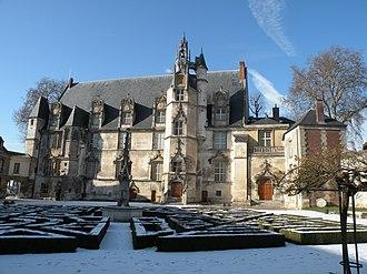 Musée départemental de l'Oise - Image: Musée départemental de l'Oise 5