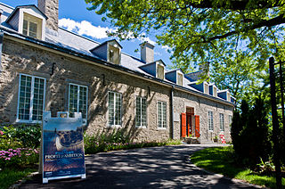 Château Ramezay museum and historic building in Quebec, Canada