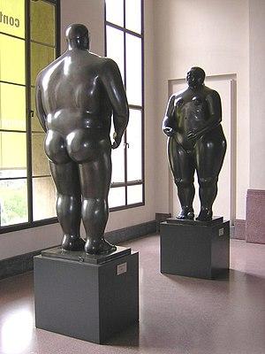 Museo de Antioquia-Esculturas1-Medellin