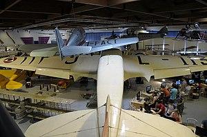Museo dell'Aeronautica Gianni Caproni S.79, F.5 and flight simulation (2).JPG