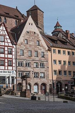 Nürnberg, Obere Schmiedgasse 56, 54-20160304-001