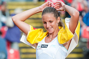 Nürnberger Versicherungscup 2014-Karolina Pliskova by 2eight 3SC7003.jpg