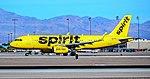 N643NK Spirit Airlines Airbus A320-232 s-n 6616 (39542220202).jpg