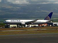 N665UA - B763 - United Airlines