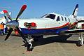 N889JG Socata TBM-850 Hallin Aviation (6486066153).jpg