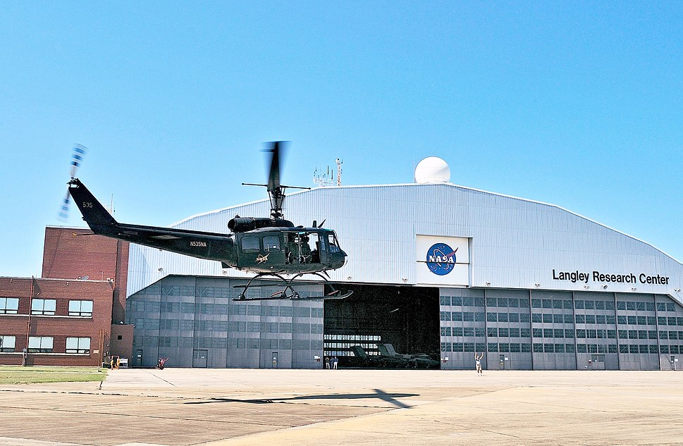 NASA Langley's Bell UH-1H Huey