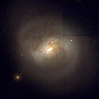 NGC 1022 - Galaxy NGC 1022
