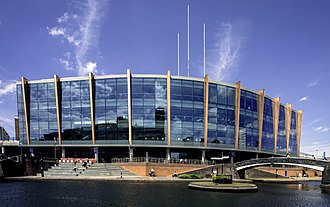 Arena Birmingham - Image: NIA Barclaycard Birmingham