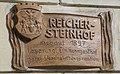 NOE Poysdorf Liechtesteinstraße 1 Inschrift.jpg