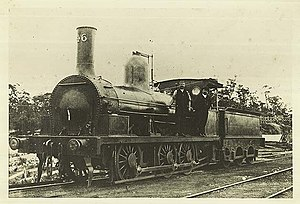 New South Wales E17 class locomotive - Class E17 Locomotive No.46