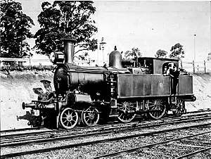 New South Wales Z13 class locomotive