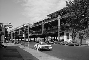 Williamsbridge, Bronx - Williambridge Square, 1984