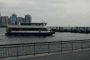 NY Waterway Ferry Arriving in Jersey City.jpg