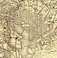 N E Virginia forts and roads, detail of Washington2.jpg