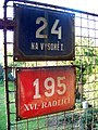 Na vysoké I 24, domovní čísla.jpg