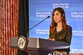 Nadia Murad Delivers Remarks at a Working Lunch After Being Honor by the Global Coalition to Defeat ISIS.jpg