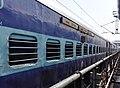Nagpur Express stationed at Secunderabad.jpg
