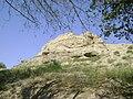 Nakhchivan fortress walls.JPG