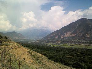 Sind River - Sind Valley