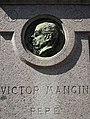 Nantes (44) Cimetière Miséricorde - Tombe de Victor Mangin - Père.jpg