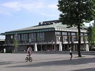 Vračar - National Library of Serbia