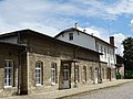 National Transport Museum - First Railway Station in Ottoman Empire - Ruse - Bulgaria - 01 (42347216054).jpg