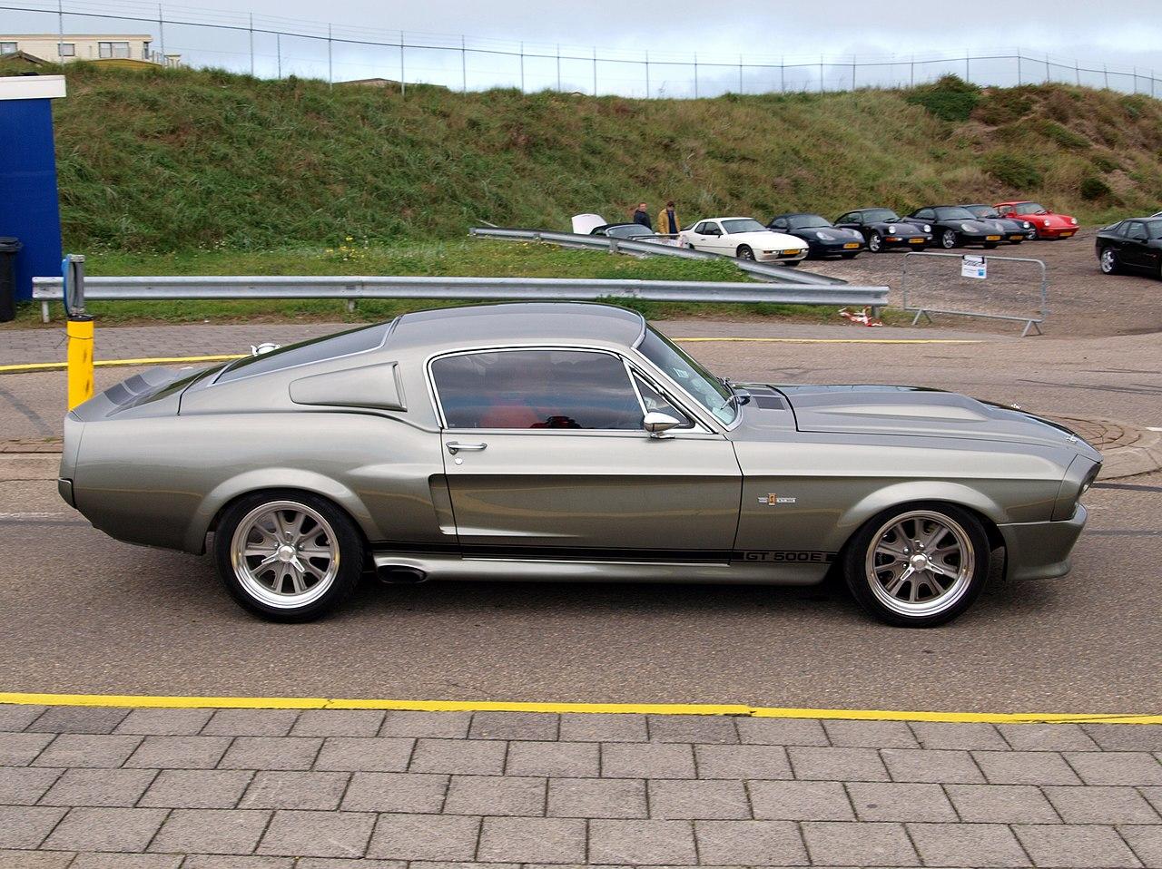 Mustang Gt 500 >> File:Nationale oldtimerdag Zandvoort 2010, 1967 FORD MUSTANG GT 500E, AM-86-78 pic5.JPG ...