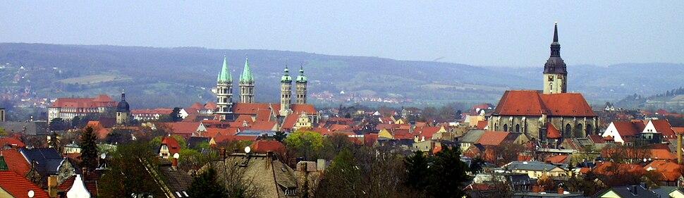Naumburg Panorama