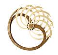 Nautilus Kinetic Sculpture by David C. Roy 2014.jpg