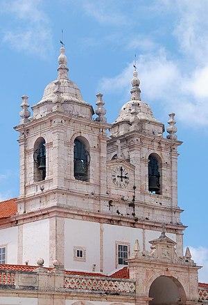 Church of Nossa Senhora da Nazaré - Image: Nazare May 2008 4