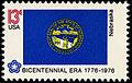 Nebraska Bicentennial 13c 1976 issue.jpg