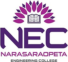 Narasaraopeta engineering college logo