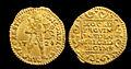 Nederland gouden dukaat 1724 VOC scheepswrak Akerendam.jpg